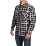 Stillwater Supply Co. Fleece Shirt Jacket (For Men)