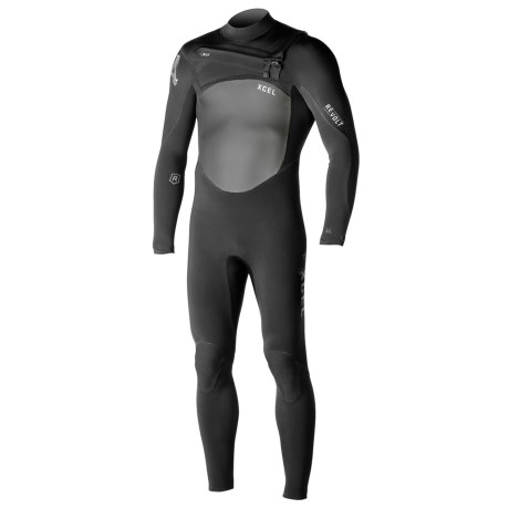 Xcel Revolt TD3 X2 Full Wetsuit - 3/2mm (For Men)