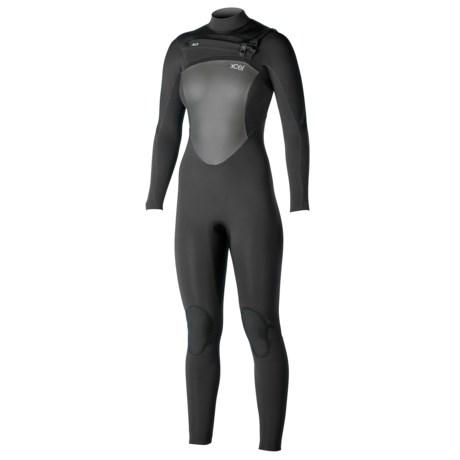 Xcel Wetsuits Xcel Infiniti TDC X2 4/3mm Full Wetsuit (For Women)