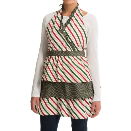 Cook! Holiday Hostess Apron