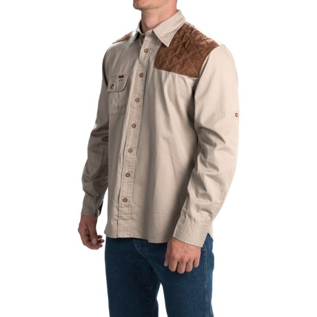1816 by Remington Left-Handed Shooting Shirt - Long Sleeve (For Men)