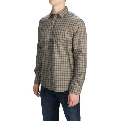1816 by Remington Gunnison Sport Shirt - Long Sleeve (For Men)
