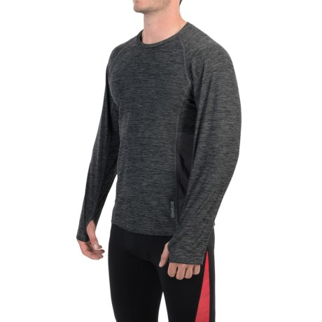 Reebok Helix Shirt - Long Sleeve (For Men)