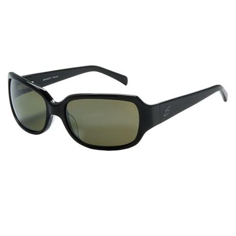 Serengeti Annalisa Sunglasses - Polarized, Photochromic Glass Lenses (For Women)