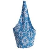 KAF Home Boheme Foldable Cotton Bag
