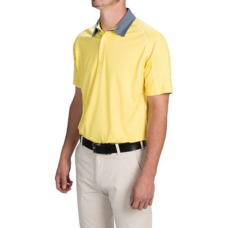 Puma Golf Titan Tour Polo Shirt - UPF 40+, Short Sleeve (For Men and Big Men)