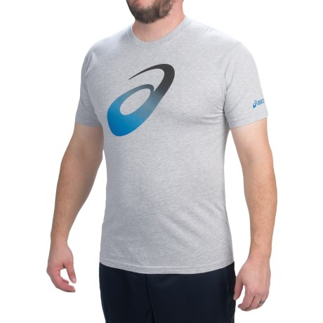ASICS Gradient Profile T-Shirt - Short Sleeve (For Men)