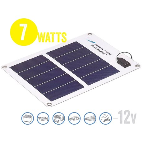 Brunton Solarroll Marine Panel Solar Charger - 7 Watts