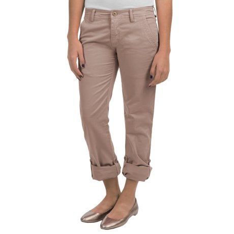 Gramicci Yoshu Roll-Up Pants - Classic Fit (For Women)