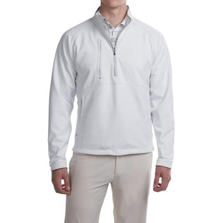 Zero Restriction Chambers Bay Windstopper® Pullover Shirt - Zip Neck, Long Sleeve (For Men)
