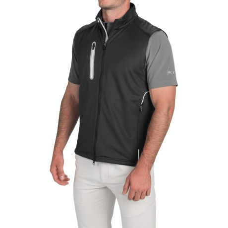 Zero Restriction Z550 2.0 Soft Shell Vest (For Men)