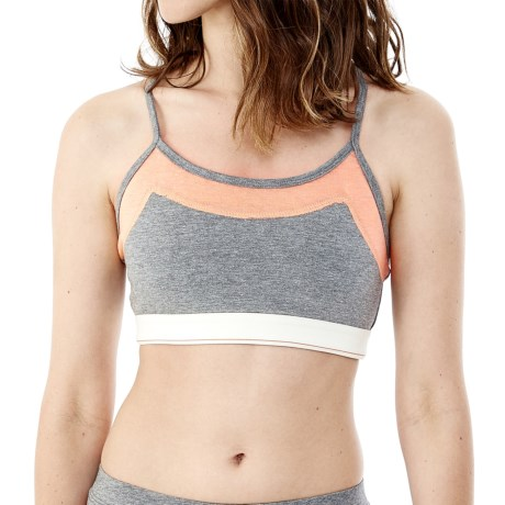 Alternative Apparel Stretch It Out Sports Bra - Low Impact (For Women)