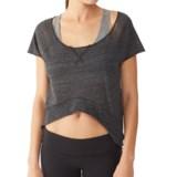 Alternative Apparel Let's Dance Shirt - Short Sleeve (For Women)