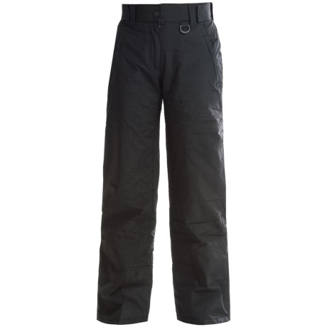 White Sierra Ski Pants - Insulated (For Women)