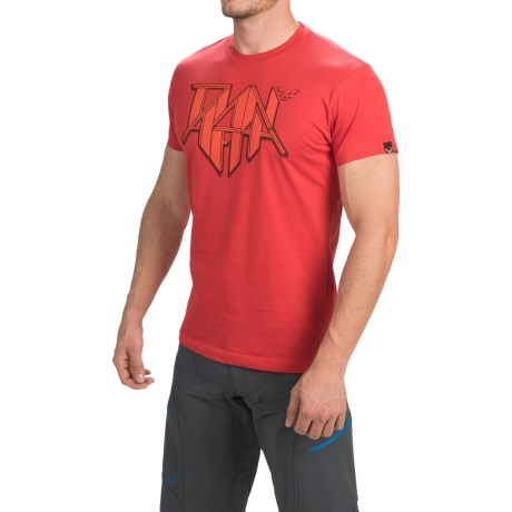 Dynafit First Track Co T-Shirt - Short Sleeve (For Men)