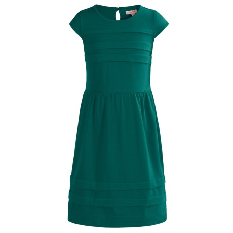 Penny Candy Quarter Dress - Short Sleeve (For Little and Big Girls)
