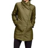 NAU Synfill Asym Jacket - Insulated (For Women)