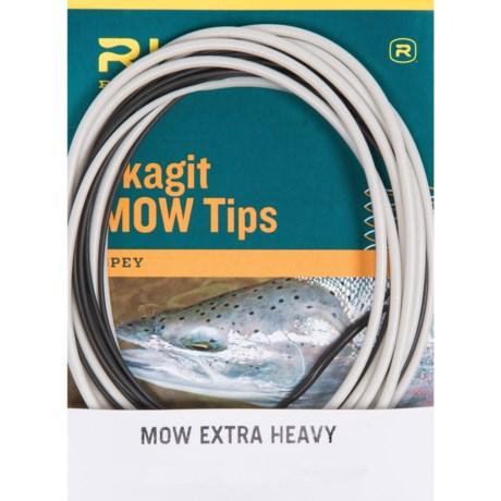 Rio SKAGIT MOW Extra Heavy Tip