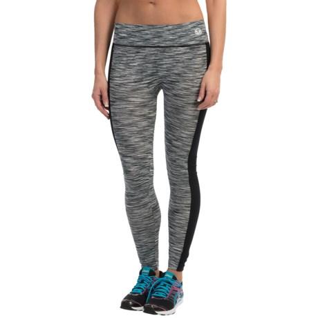 Just One Fitness Marled Leggings (For Women)