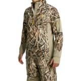 Browning Dirty Bird Smoothbore Fleece Pullover Jacket - Zip Neck (For Men)