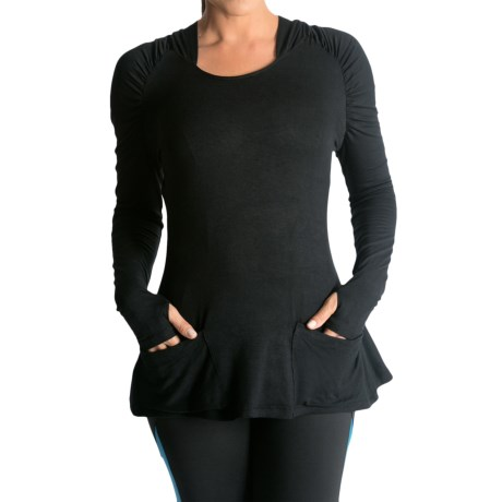 Be Up On The Run Shirt - Long Sleeve (For Women)