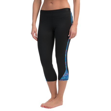 Be Up Fusion Capris (For Women)