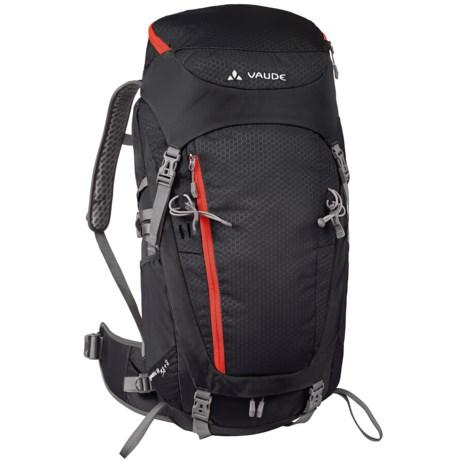 Vaude Asymmetric 42+8 Backpack - Internal Frame