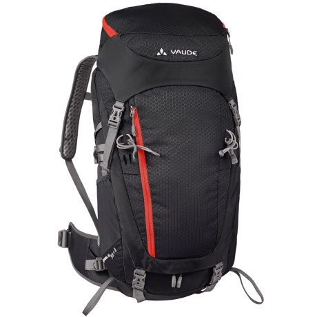 Vaude Asymmetric 42+8 Backpack - Internal Frame