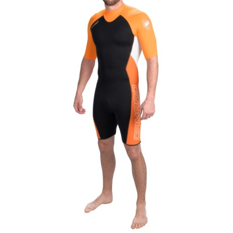 Camaro Mono Breaker Shorty Wetsuit - 3mm (For Men)
