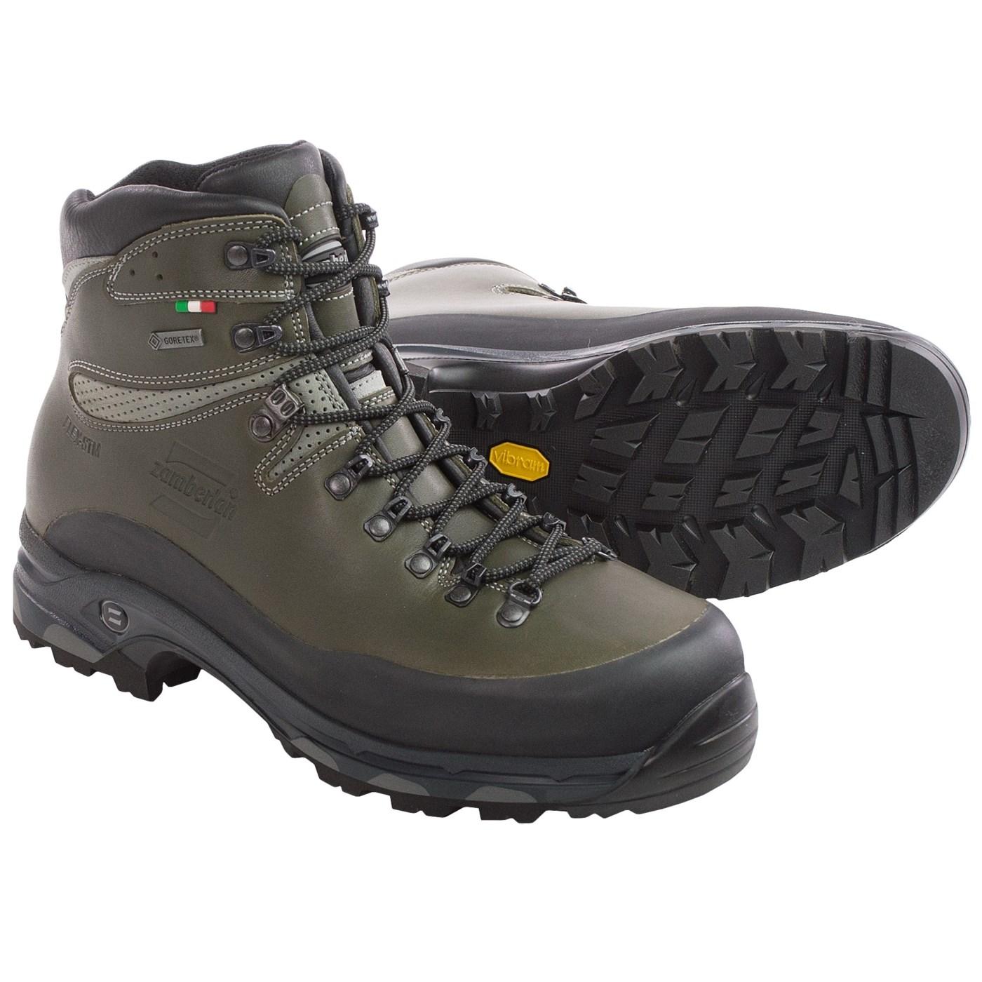 fcf18e989be Zamberlan Vioz Plus Gore Tex® RR Hunting Boots (For Men) 9947K 32 on ...