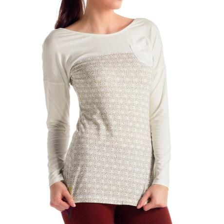 Lole Karuna Shirt - Organic Cotton, Long Sleeve (For Women)