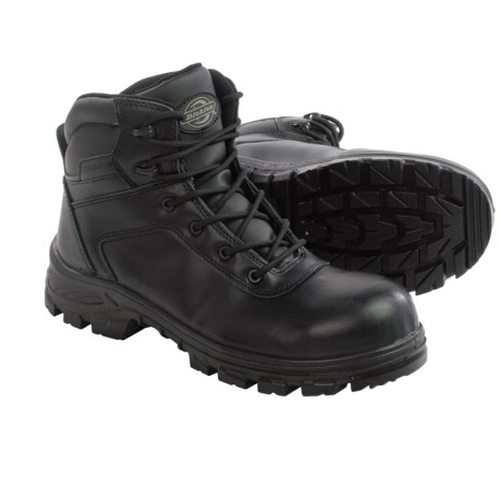 Dickies Lance EH Work Boots - Leather, Safety Toe (For Men)