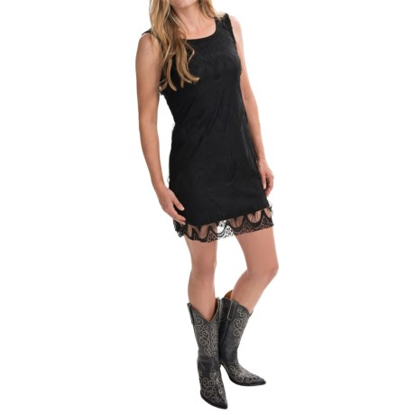 RU Apparel Lee Dress - Sleeveless (For Women)