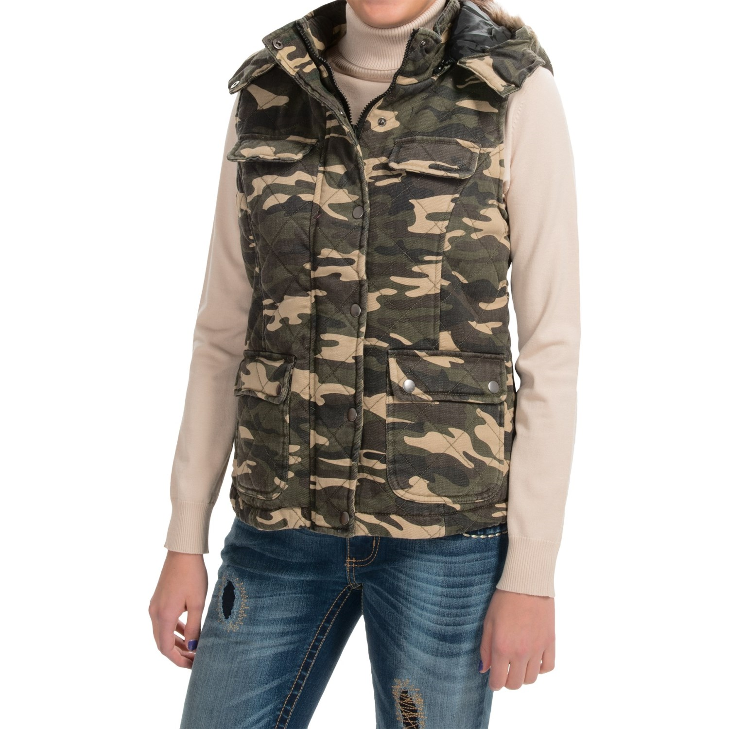 Find women's camo vest at ShopStyle. Shop the latest collection of women's camo vest from the most popular stores - all in one place.