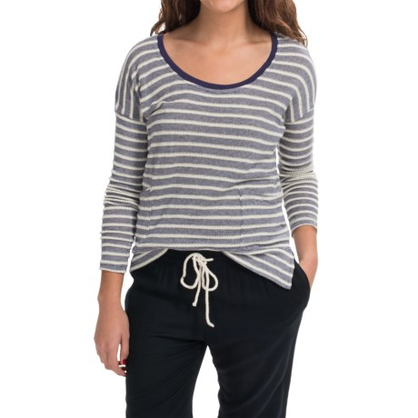 Roxy Surfside Knit Shirt - Long Sleeve (For Women)