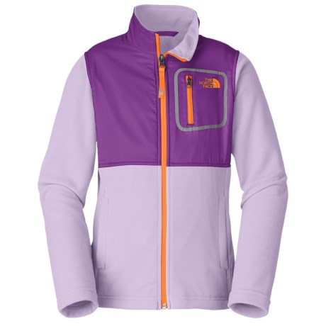 The North Face Glacier Track Jacket (For Little and Big Girls)