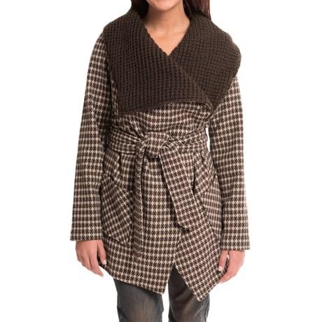 Stetson Brushed Twill Dress Coat (For Women)
