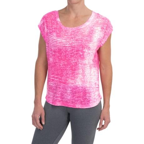 The North Face Kokomo Burnout T-Shirt - Short Sleeve (For Women)