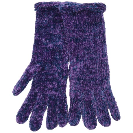 Fownes Brothers Chenille Gloves (For Women)
