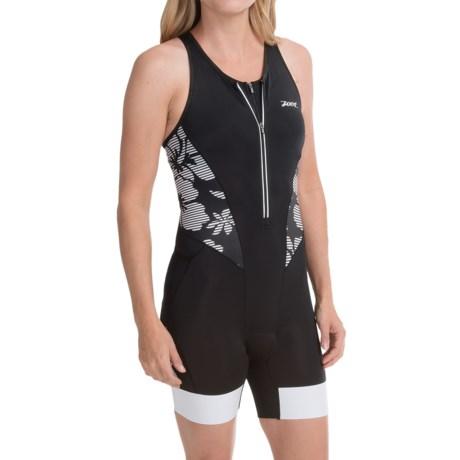 Zoot Sports Ultra Tri Race Suit - UPF 30, Sleeveless (For Women)