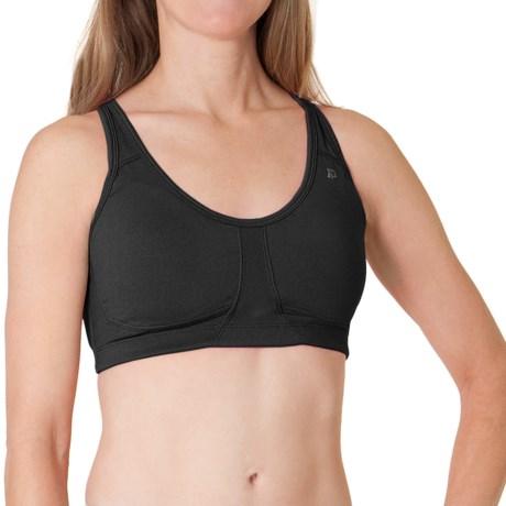 Skirt Sports Sabrina B Sports Bra - High Impact, Racerback (For Women)