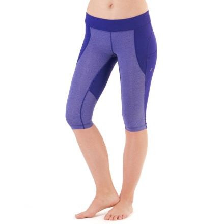 Skirt Sports Redemption Knickers (For Women) in Fearless Purple/Purple Heather - Closeouts