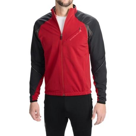 Endura MT500 Jersey Jacket - Full Zip, Long Sleeve (For Men)