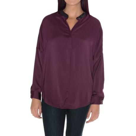 William Rast Dolman Sleeve Blouse - Long Sleeve (For Women)