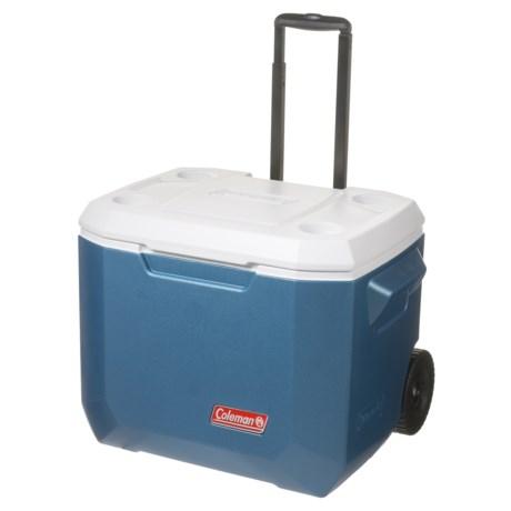 Coleman Xtreme Wheeled Cooler - 50 qt.