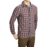 Life is good® Back Road Plaid Shirt - Long Sleeve (For Men)