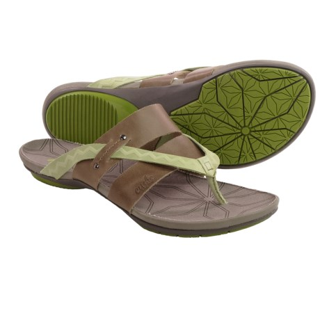 Cushe Radiance Thong Sandals - Leather (For Women)
