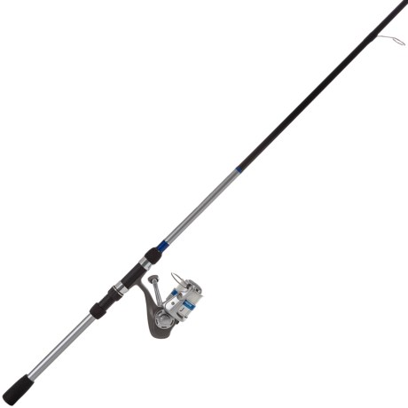 Okuma Fishing Tackle Cascade Spinning Rod and Reel Combo - 2-Piece, 6'6""