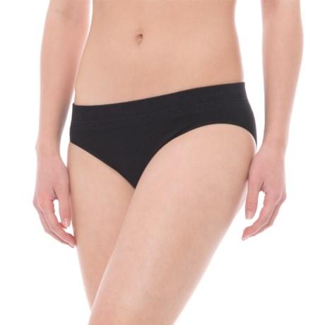 SmartWool PhD Seamless Panties - Merino Wool, Bikini Briefs (For Women)