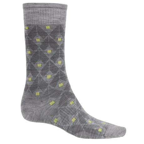 SmartWool Spotted Crew Socks - Merino Wool (For Men)